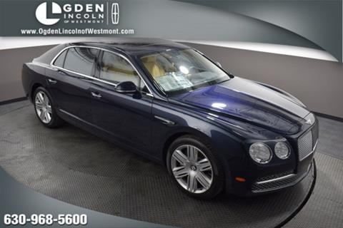 2016 Bentley Flying Spur for sale in Westmont, IL