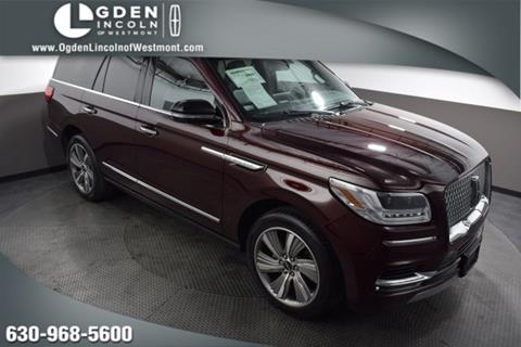 2018 Lincoln Navigator for sale in Westmont, IL