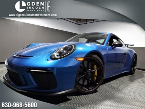 2018 Porsche 911 for sale in Westmont, IL