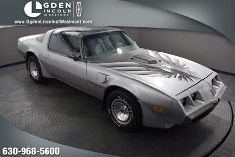 1979 Pontiac Firebird Trans Am for sale in Westmont, IL
