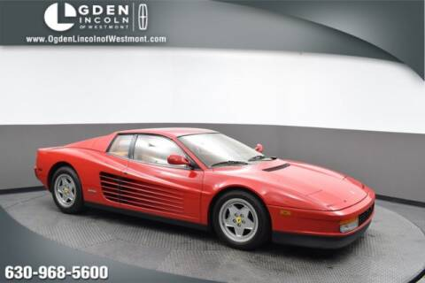 Used Ferrari Testarossa For Sale , Carsforsale.com®