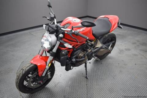 2016 Ducati Monster 821
