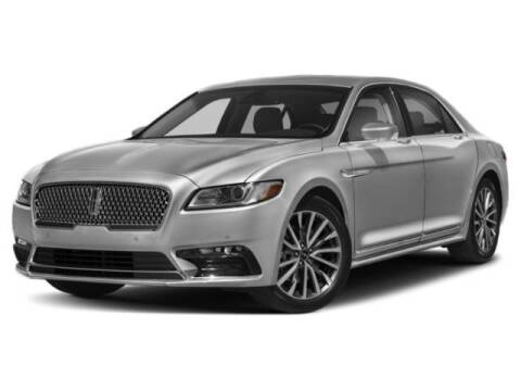 2019 Lincoln Continental Reserve for sale at OGDEN LINCOLN INC. in Westmont IL
