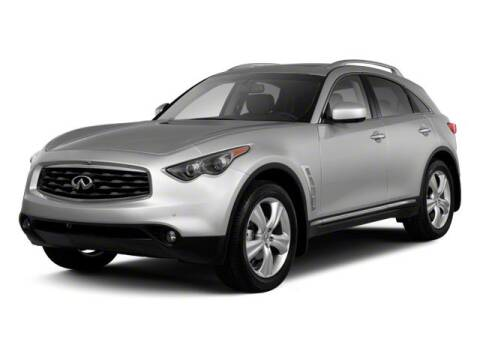 2010 Infiniti FX35 for sale at OGDEN LINCOLN INC. in Westmont IL