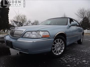 2006 Lincoln Town Car for sale in Westmont, IL