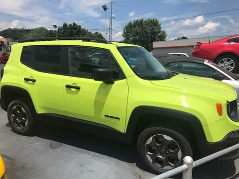 2017 Jeep Renegade for sale in Elizabethton, TN