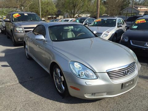 2003 Lexus SC 430 for sale in Knoxville, TN