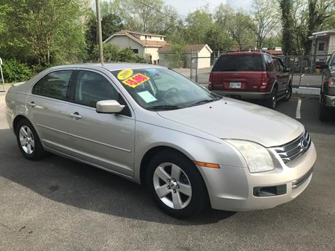 2008 Ford Fusion for sale in Knoxville, TN