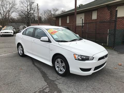 2014 Mitsubishi Lancer for sale in Knoxville, TN