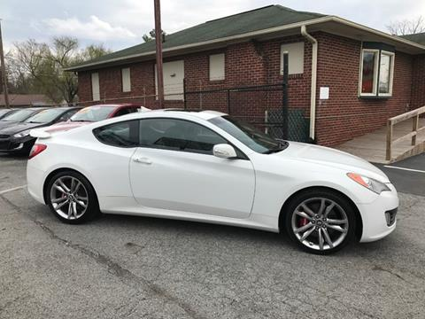 2011 Hyundai Genesis Coupe for sale in Knoxville, TN