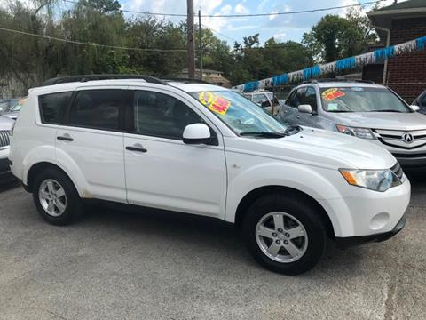 2007 Mitsubishi Outlander for sale in Knoxville, TN