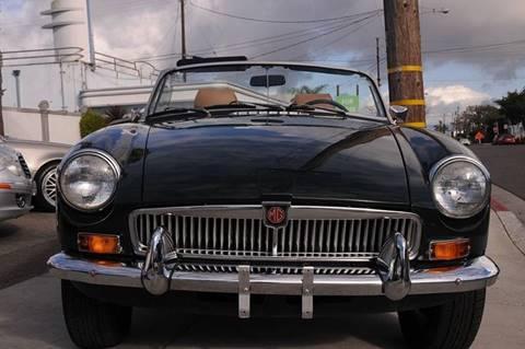 1977 MG B for sale in Costa Mesa, CA