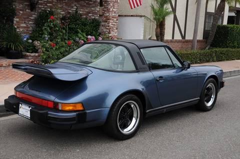 1989 Porsche 911 for sale in Costa Mesa, CA