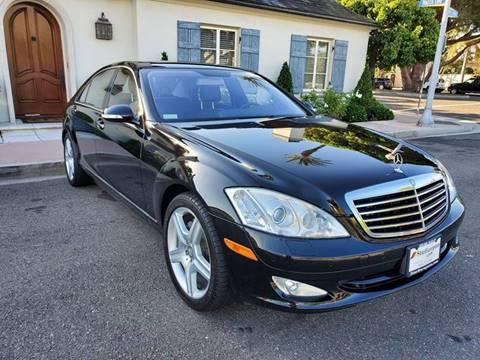 2008 Mercedes Benz S Class For Sale In Costa Mesa Ca
