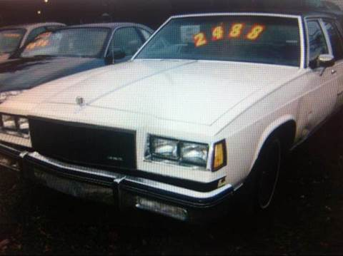 1984 Buick LeSabre for sale at WEST END AUTO INC in Chicago IL