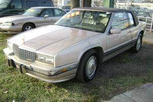 1990 Cadillac Eldorado for sale at WEST END AUTO INC in Chicago IL
