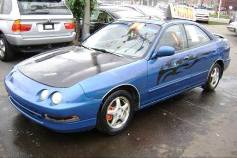 1994 Acura Integra for sale at WEST END AUTO INC in Chicago IL