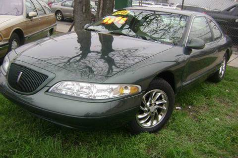 1998 Lincoln Mark VIII for sale at WEST END AUTO INC in Chicago IL