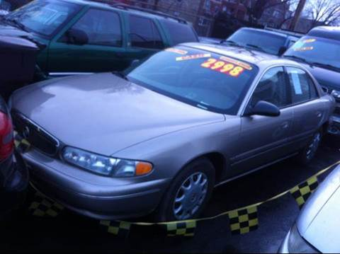 1999 Buick Century for sale at WEST END AUTO INC in Chicago IL