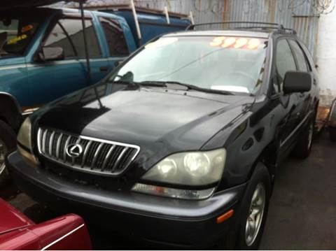 1999 Lexus RX 300 for sale at WEST END AUTO INC in Chicago IL