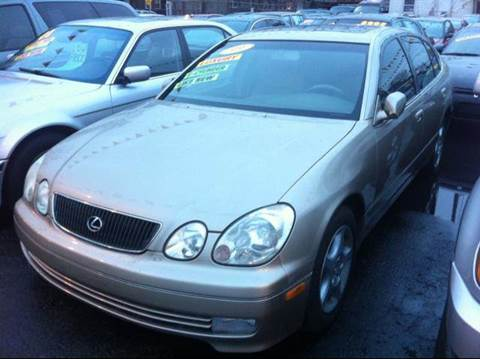 1999 Lexus GS 300 for sale at WEST END AUTO INC in Chicago IL