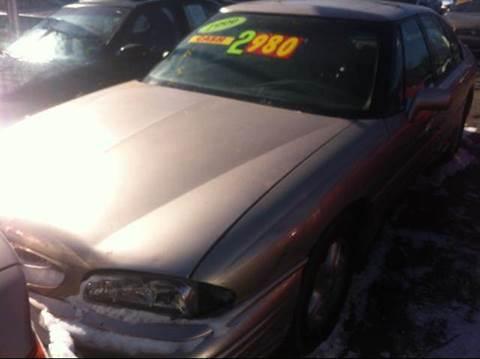 1999 Pontiac Bonneville for sale at WEST END AUTO INC in Chicago IL