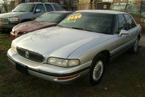 1999 Buick LeSabre for sale at WEST END AUTO INC in Chicago IL