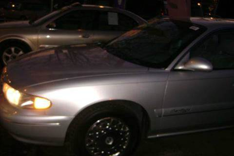 2000 Buick Century for sale at WEST END AUTO INC in Chicago IL