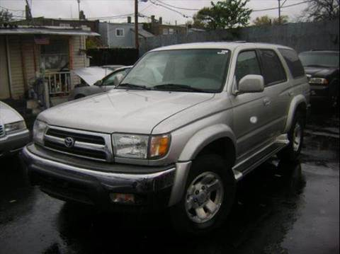 2000 Toyota 4Runner for sale at WEST END AUTO INC in Chicago IL