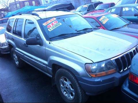 2000 Jeep Grand Cherokee for sale at WEST END AUTO INC in Chicago IL