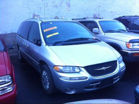 2000 Chrysler Town and Country for sale at WEST END AUTO INC in Chicago IL
