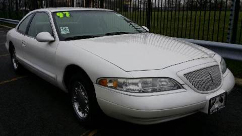 1997 Lincoln Mark VIII for sale at WEST END AUTO INC in Chicago IL