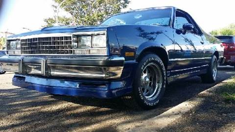 1993 Chevrolet El Camino for sale at WEST END AUTO INC in Chicago IL