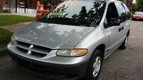 2000 Dodge Caravan for sale at WEST END AUTO INC in Chicago IL