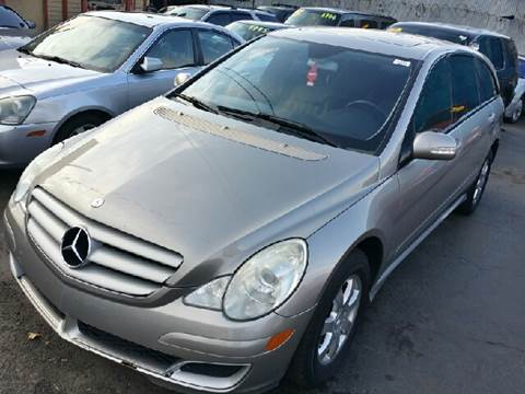 2006 Mercedes-Benz R-Class for sale at WEST END AUTO INC in Chicago IL