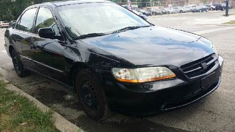 1999 Honda Accord for sale at WEST END AUTO INC in Chicago IL
