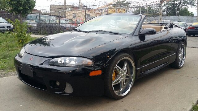 1999 Mitsubishi Eclipse Spyder for sale at WEST END AUTO INC in Chicago IL