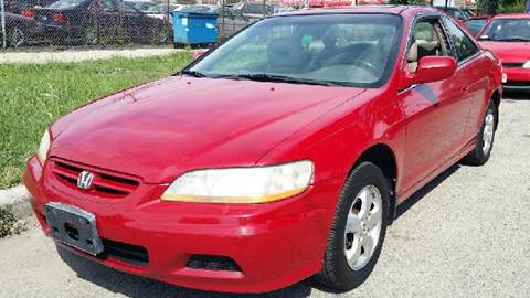 2001 Honda Accord for sale at WEST END AUTO INC in Chicago IL