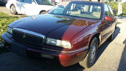 1996 Buick Regal for sale at WEST END AUTO INC in Chicago IL