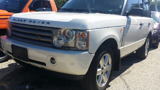 2003 Land Rover Range Rover for sale at WEST END AUTO INC in Chicago IL