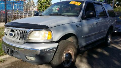 1999 Ford Expedition for sale at WEST END AUTO INC in Chicago IL