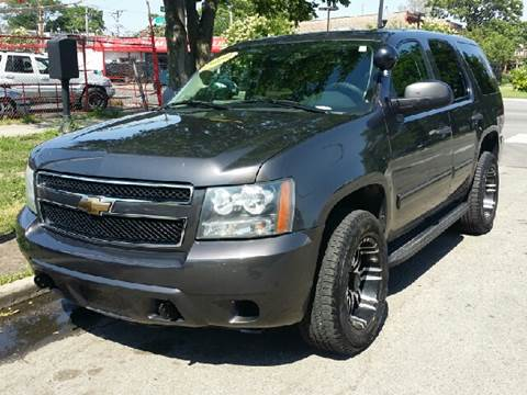 2010 Chevrolet Tahoe for sale at WEST END AUTO INC in Chicago IL