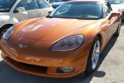 2007 Chevrolet Corvette for sale at WEST END AUTO INC in Chicago IL