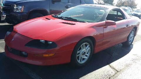1995 Chevrolet Camaro for sale at WEST END AUTO INC in Chicago IL