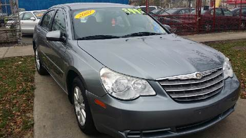 2007 Chrysler Sebring for sale at WEST END AUTO INC in Chicago IL
