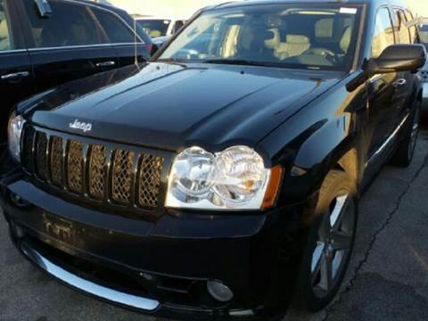 2007 Jeep Grand Cherokee for sale at WEST END AUTO INC in Chicago IL