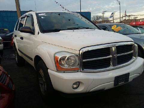 2006 Dodge Durango for sale at WEST END AUTO INC in Chicago IL