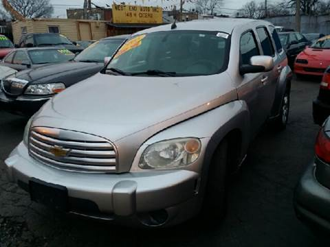 2006 Chevrolet HHR for sale at WEST END AUTO INC in Chicago IL