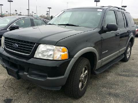 2002 Ford Explorer for sale at WEST END AUTO INC in Chicago IL