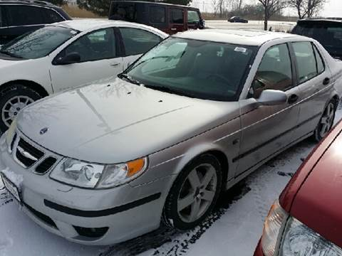 2005 Saab 9-5 for sale at WEST END AUTO INC in Chicago IL